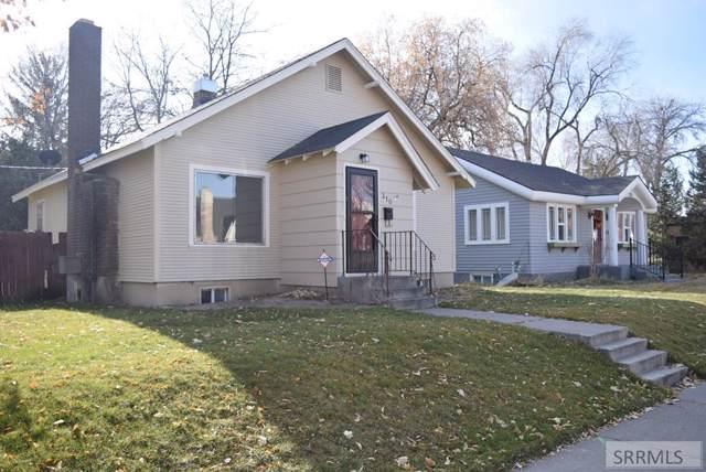 310 8th Street, Idaho Falls, ID 83401 (MLS #2126336) :: The Perfect Home