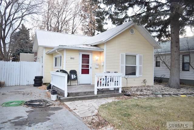 128 E 13th Street, Idaho Falls, ID 83401 (MLS #2126338) :: The Perfect Home