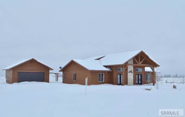 3756 Cove Road, Island Park, ID 83429 (MLS #2126364) :: Silvercreek Realty Group
