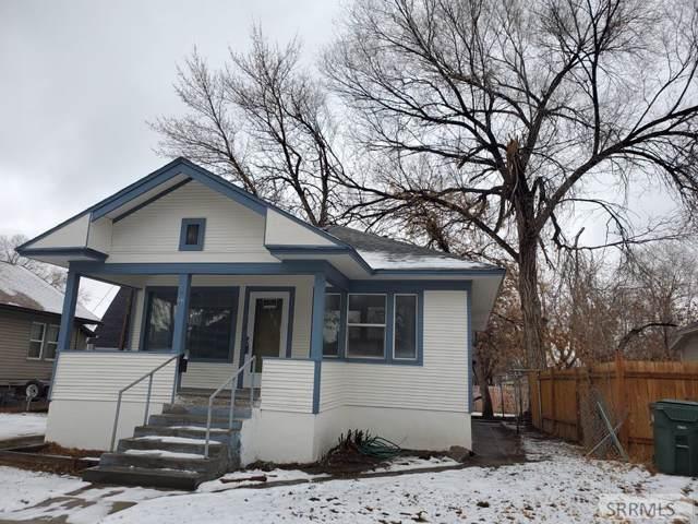 1116 E Clark Street, Pocatello, ID 83201 (MLS #2126369) :: Silvercreek Realty Group