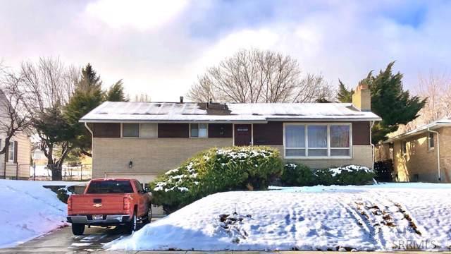 39 Valley View Drive, Pocatello, ID 83204 (MLS #2126389) :: Silvercreek Realty Group