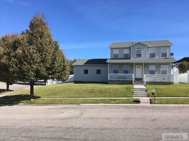 3410 Somerset Drive, Pocatello, ID 83201 (MLS #2126426) :: The Group Real Estate