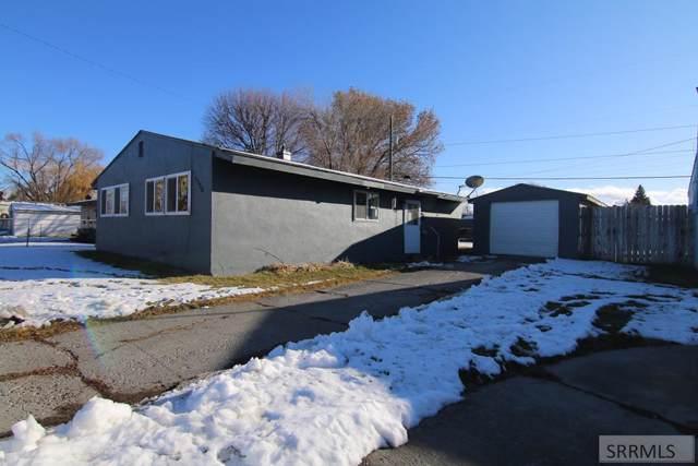 1156 Halsey Street, Idaho Falls, ID 83401 (MLS #2126447) :: Team One Group Real Estate