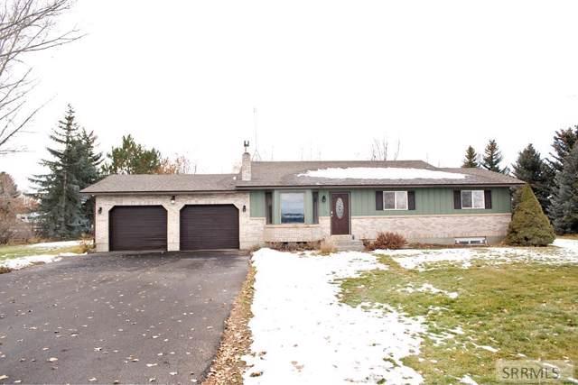 152 N 600 W, Blackfoot, ID 83221 (MLS #2126452) :: Team One Group Real Estate