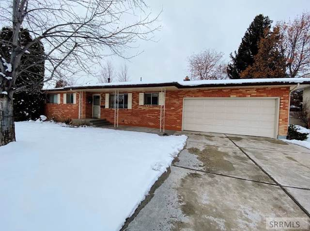 2026 Belmont Avenue, Idaho Falls, ID 83404 (MLS #2126458) :: Team One Group Real Estate