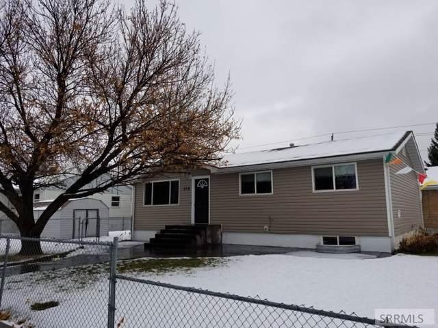 506 Warren Avenue, Pocatello, ID 83201 (MLS #2126461) :: The Perfect Home
