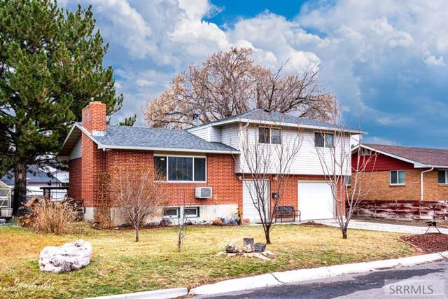 550 Packard, Pocatello, ID 83201 (MLS #2126463) :: The Perfect Home