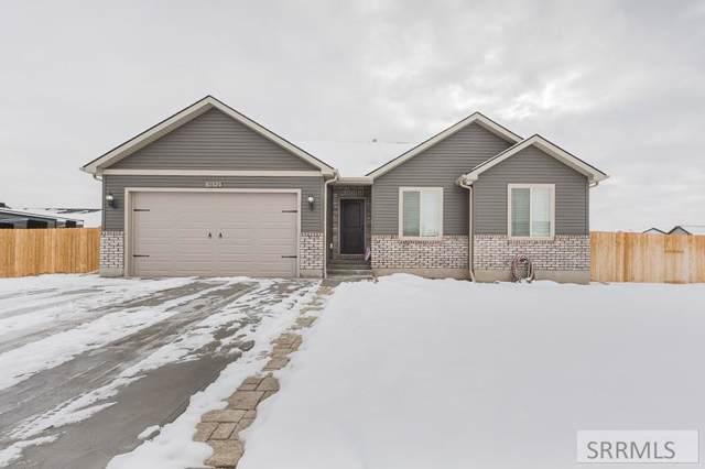 3872 Slate Drive, Idaho Falls, ID 83401 (MLS #2126471) :: The Perfect Home