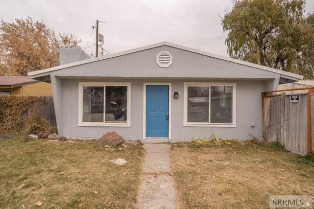 1015 Kearney Street, Idaho Falls, ID 83401 (MLS #2126475) :: The Perfect Home