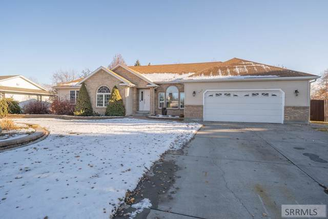 405 E Delbert Drive, Idaho Falls, ID 83401 (MLS #2126487) :: Team One Group Real Estate
