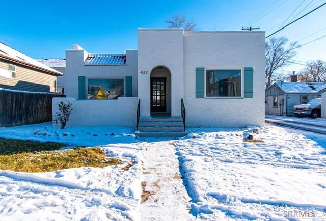 437 E Halliday Street, Pocatello, ID 83204 (MLS #2126662) :: Team One Group Real Estate