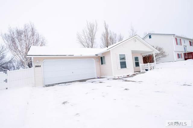 2802 Pam Circle, Idaho Falls, ID 83402 (MLS #2126679) :: The Perfect Home