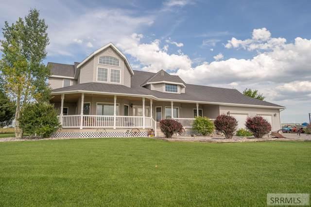 58 N 4300 E, Rigby, ID 83442 (MLS #2126740) :: Team One Group Real Estate