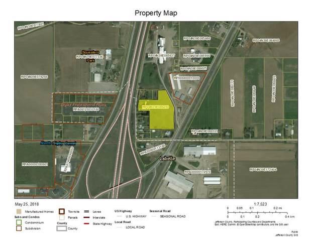 410 N 4000 E, Rigby, ID 83442 (MLS #2126747) :: Team One Group Real Estate