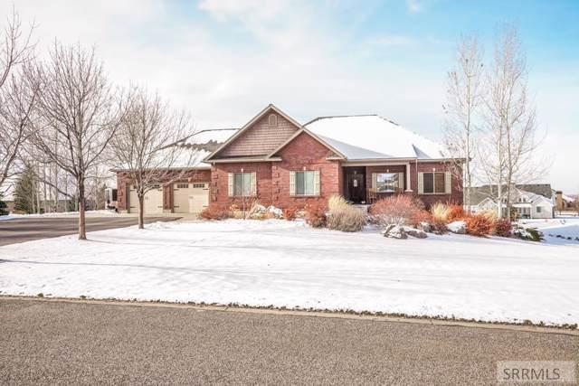 1860 E Bobwhite Drive, Idaho Falls, ID 83401 (MLS #2126774) :: The Perfect Home