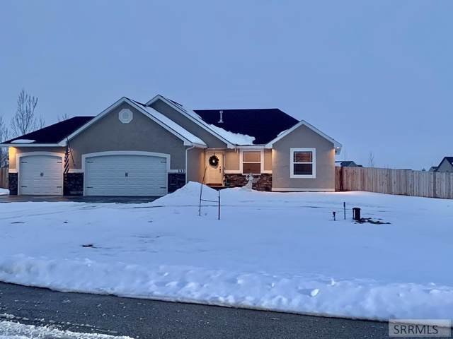 133 N 3736 E, Rigby, ID 83442 (MLS #2126950) :: Team One Group Real Estate