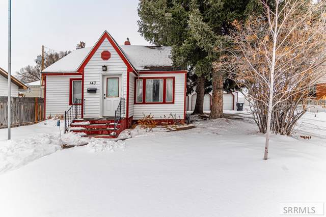 143 S 2 W, Rigby, ID 83442 (MLS #2126955) :: Team One Group Real Estate