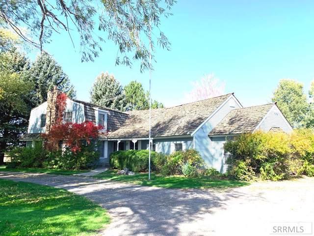 402 E 8200 S, Rexburg, ID 83440 (MLS #2126957) :: The Perfect Home