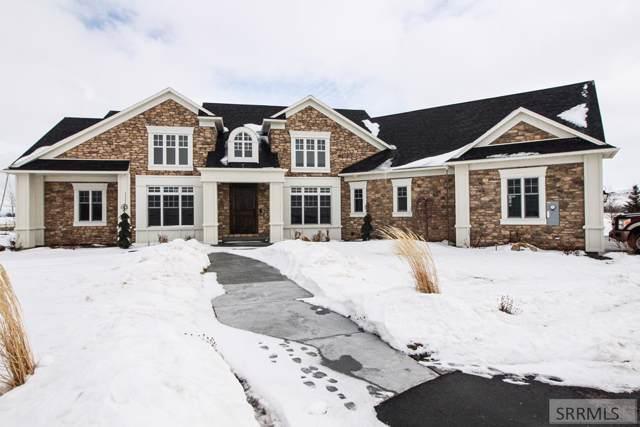 8878 N 55th E, Idaho Falls, ID 83401 (MLS #2126967) :: Team One Group Real Estate