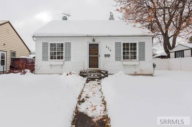374 7th Street, Idaho Falls, ID 83401 (MLS #2126975) :: The Perfect Home