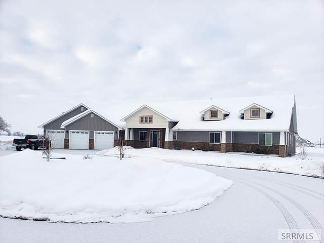 526 S Teton Avenue, Sugar City, ID 83448 (MLS #2127263) :: Team One Group Real Estate