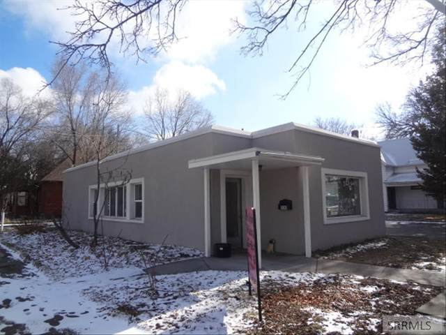 500 Walnut Street, Idaho Falls, ID 83401 (MLS #2127311) :: Team One Group Real Estate