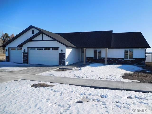 776 S Von Elm Drive, Blackfoot, ID 83221 (MLS #2127485) :: Team One Group Real Estate