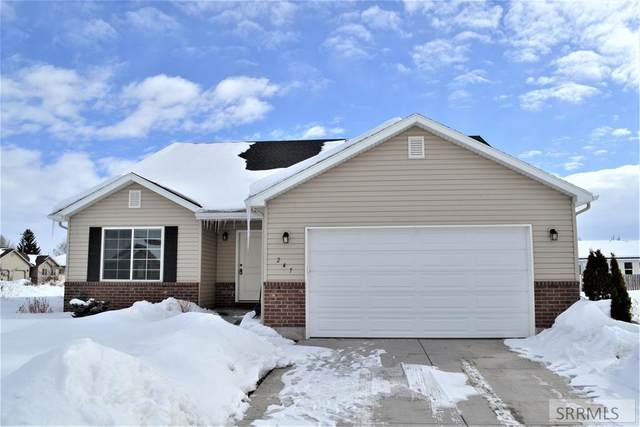 247 Seagull Drive, Rexburg, ID 83440 (MLS #2127510) :: The Group Real Estate