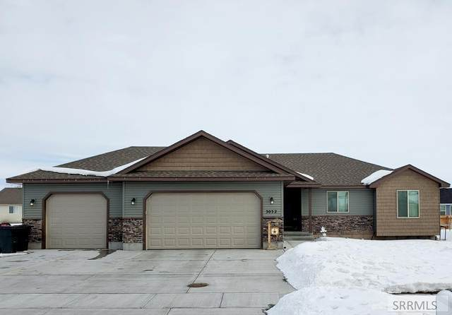 3032 Teal Blue Drive, Idaho Falls, ID 83401 (MLS #2127516) :: The Group Real Estate