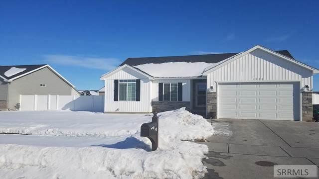 3920 N Flint Avenue, Idaho Falls, ID 83401 (MLS #2127529) :: The Group Real Estate