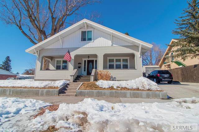 1125 Canal, Idaho Falls, ID 83402 (MLS #2127545) :: The Group Real Estate