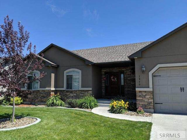 2860 Sunlight Drive, Idaho Falls, ID 83401 (MLS #2127552) :: The Group Real Estate