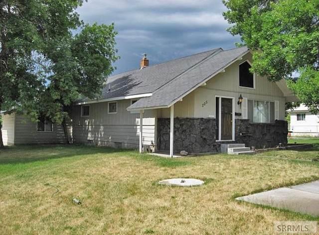 205 I Street, Idaho Falls, ID 83402 (MLS #2127946) :: Team One Group Real Estate