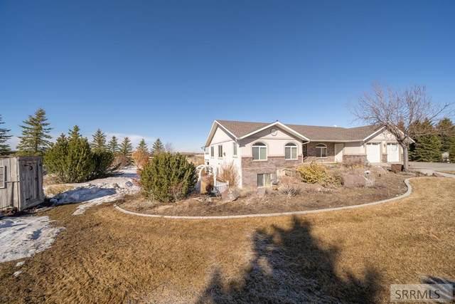 12825 N 175 N, Ririe, ID 83443 (MLS #2127978) :: The Perfect Home