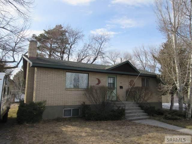 47 N 3rd W, Rexburg, ID 83440 (MLS #2128050) :: Team One Group Real Estate