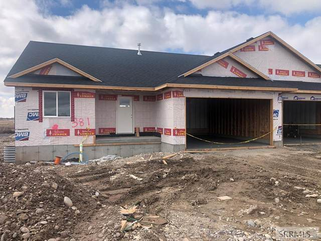 381 Franklin Drive, Rigby, ID 83442 (MLS #2128105) :: Team One Group Real Estate