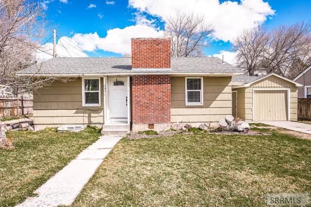 1755 S Boulevard, Idaho Falls, ID 83404 (MLS #2128126) :: Team One Group Real Estate