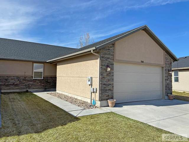 948 Von Elm Drive, Blackfoot, ID 83221 (MLS #2128137) :: Team One Group Real Estate