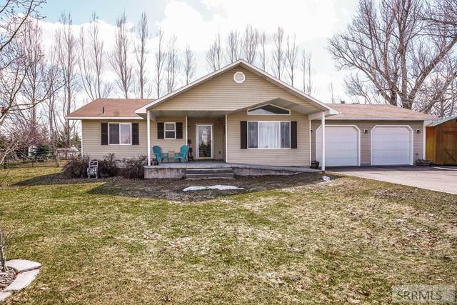 4176 E 200 N, Rigby, ID 83442 (MLS #2128147) :: Team One Group Real Estate
