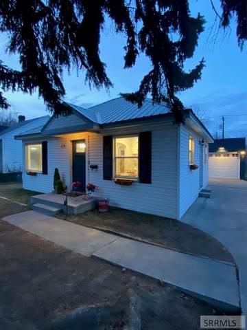 175 E 18th E, Idaho Falls, ID 83404 (MLS #2128242) :: Team One Group Real Estate