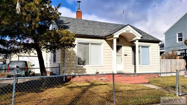 440 E Carter, Pocatello, ID 83201 (MLS #2128257) :: Team One Group Real Estate