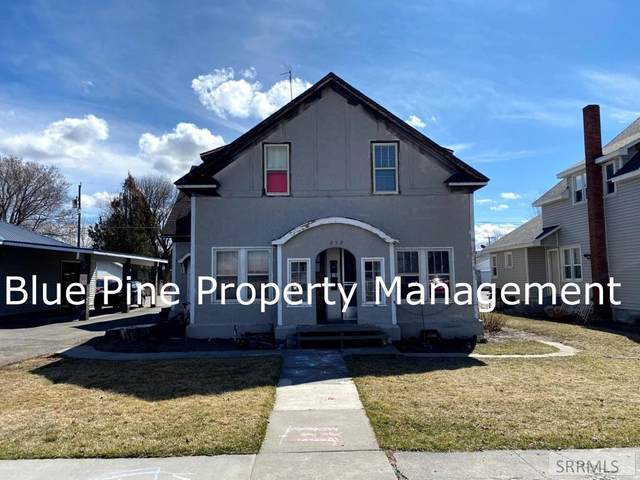 252 N Shilling Avenue, Blackfoot, ID 83221 (MLS #2128329) :: The Group Real Estate