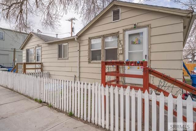 336/340 E Whitman, Pocatello, ID 83201 (MLS #2128389) :: Team One Group Real Estate