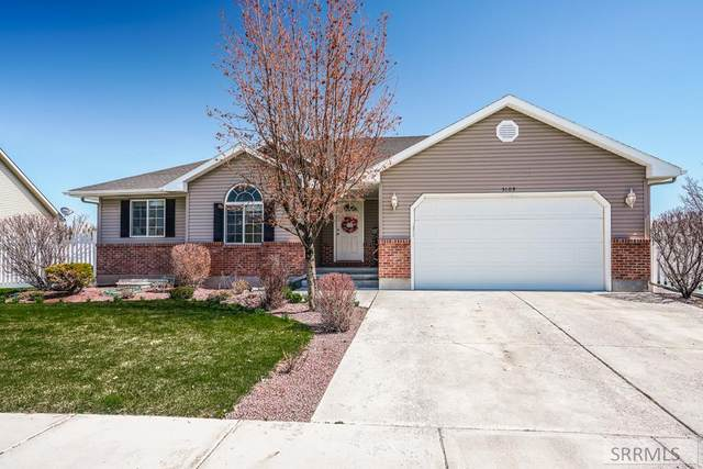 5109 Thunder Drive, Idaho Falls, ID 83406 (MLS #2128430) :: Team One Group Real Estate