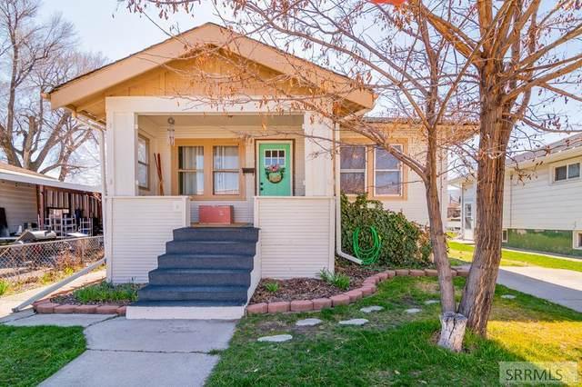 1613 N Harrison Avenue, Pocatello, ID 83204 (MLS #2128543) :: Team One Group Real Estate