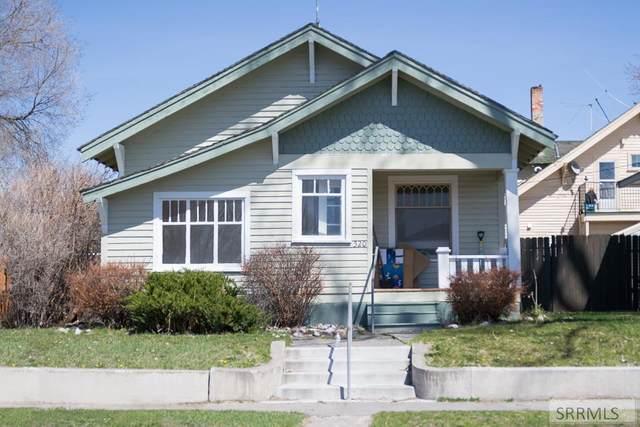 520 H Street, Idaho Falls, ID 83402 (MLS #2128579) :: Team One Group Real Estate