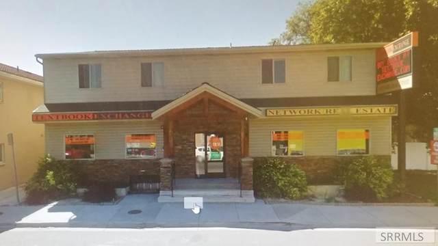 639 S 5th S, Pocatello, ID 83201 (MLS #2128588) :: The Perfect Home