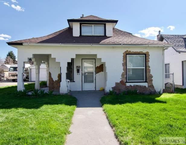 675 I Street, Idaho Falls, ID 83402 (MLS #2128959) :: Team One Group Real Estate