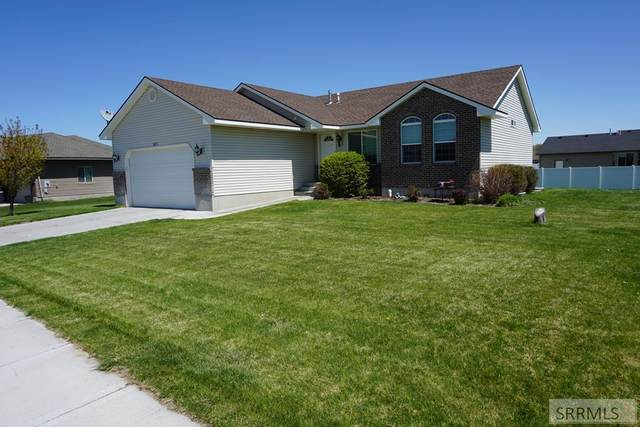 5633 Treyden Drive, Ammon, ID 83406 (MLS #2129166) :: The Group Real Estate