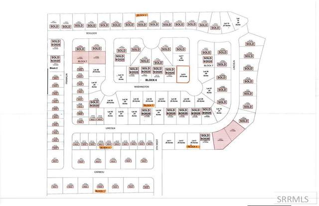 L8 B 6 Washington, Rigby, ID 83442 (MLS #2129184) :: Team One Group Real Estate